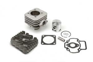 Airsal Cylinderkit (Tech Racing) 50cc