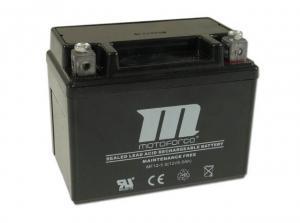 Motoforce Batteri (YB4L-B)