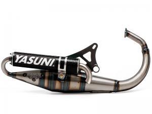 Yasuni Avgassystem (Scooter Z) Black Edition