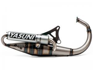 Yasuni Avgassystem (Scooter Z) Alu