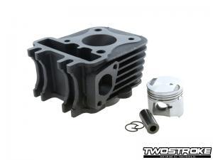 TNT Cylinderkit (Standard) 50cc - 2 ventiler