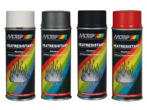 Motip Sprayfärg (Värmetålig)