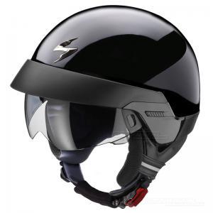 Scorpion EXO-100 (Solid) Svart
