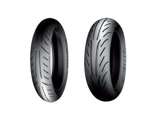 Michelin Fram- / bakdäck (Power Pure SC)