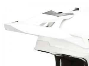 Scorpion Skärm (VX-15 EVO AIR) Solid Vit