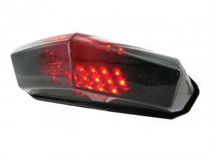 Str8 Baklampa (LED) Black-Line