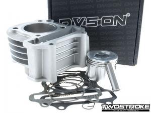 Division Cylinderkit (Sport) 72cc
