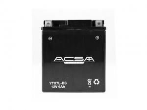 ACSA Batteri (YTX7L-BS)
