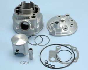 Polini Cylinderkit (Guss) 80cc - (AM6)