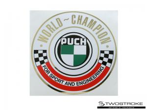 "Maxwell Dekal World Champion"" (PUCH)"""