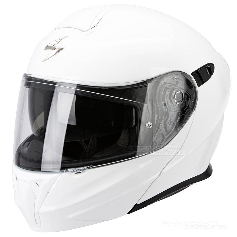 Scorpion EXO-920 (Solid) White