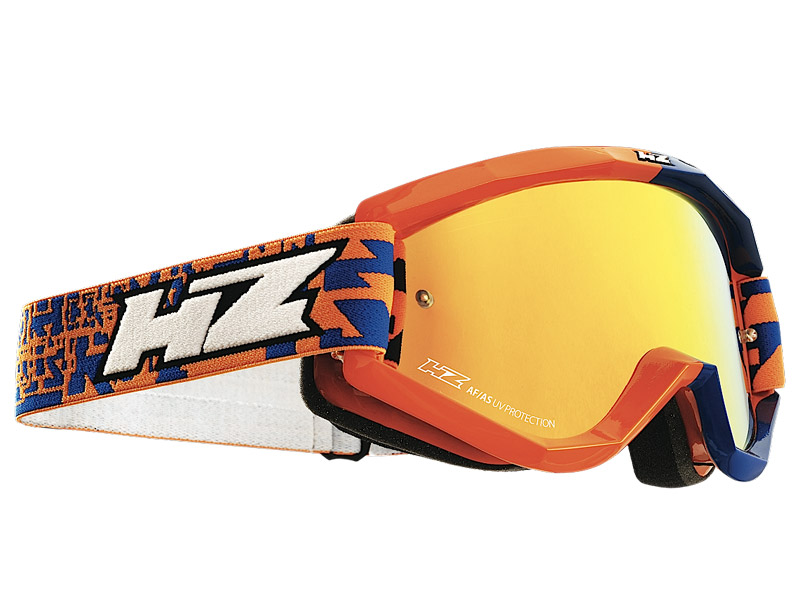 HZ Goggles (FIFTY2) Orange/Blue