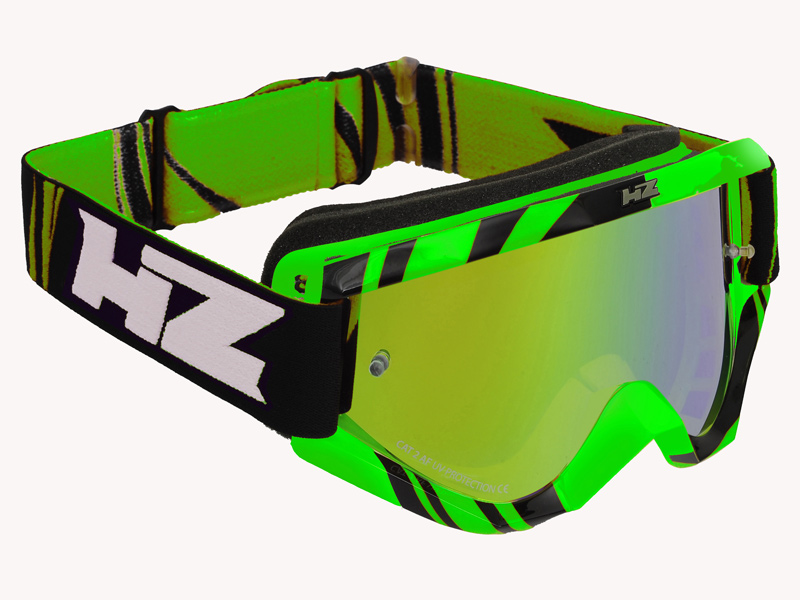 HZ Goggles (King) Green