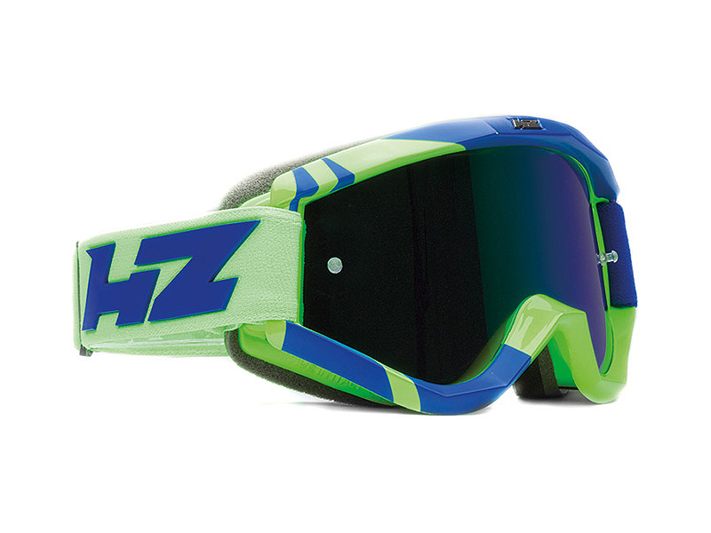 HZ Goggles (Ray) Royal/Green