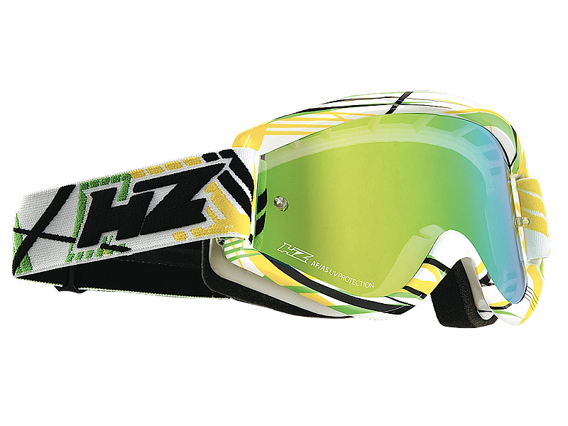 HZ Goggles (BLAZING) Green