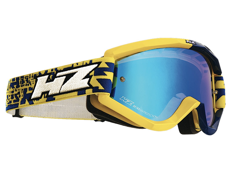 HZ Goggles (FIFTY2) Yellow/Blue