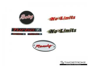 4R Stickers (3D)