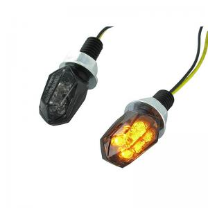 Division Blinkers (Mini II - Black Line) LED