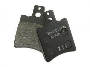 Galfer Bromsbelägg (Semi-metall) Premium S13