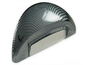 Str8 Baklampsglas (Karbon)