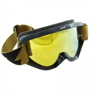 HZ Goggles (Gemini) Grey/Gold