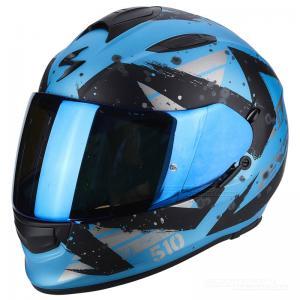 Scorpion EXO-510 AIR (Marcus) Himmelsblå, Matt
