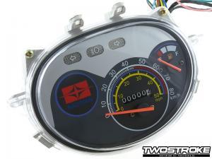 Baotian Hastighetsmätare (Original)