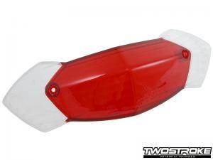 Peugeot Baklampsglas (Original)