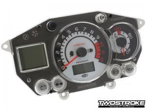 Peugeot Hastighetsmätare (Original)