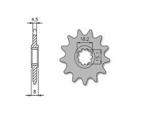 IGM Framdrev (415)