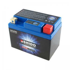 Shido Litiumbatteri (LTX5L-BS)