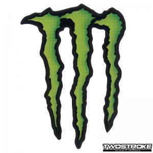 4R Stickers (3D) Monster