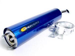 Tecnigas Ljuddämpare (Blå)