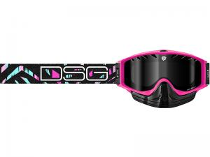 Triple 9 Optics Goggles (SAINT) Divas Pink
