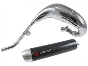 Turbo Kit Avgassystem (Carrera HQ 80cc) 2016-->