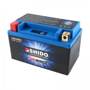 Shido Litiumbatteri (LTX7A-BS)