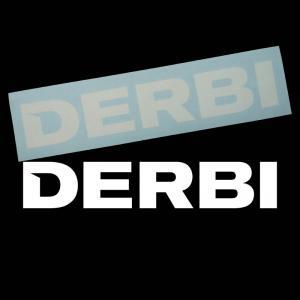 Derbi Dekal (Derbi Logo) 31 cm