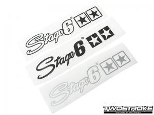 Stage6 Dekal (Logo, Star)