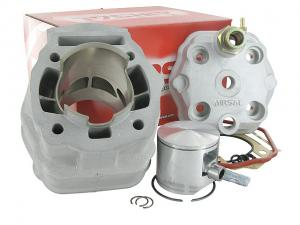 Airsal Cylinderkit (Racing T6) 80cc - PIA