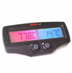 Koso Avgastemperaturmätare (Dual EGT)