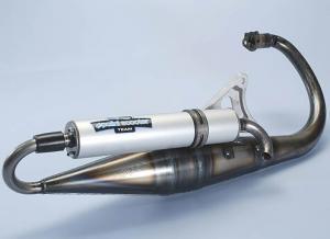 Polini Avgassystem (ScooterTeam 3)