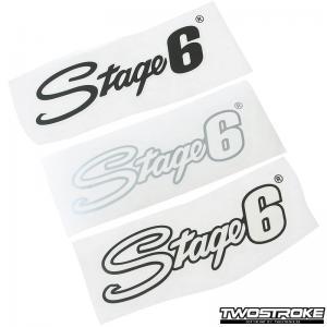 Stage6 Dekal (Logo)