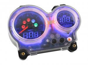 Koso Hastighetsmätare (Multi Color) Aerox