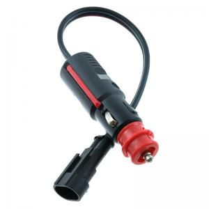 BC Cigguttagsadapter (12/18 mm) För BC-laddare