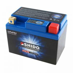 Shido Litiumbatteri (LTX4L-BS)