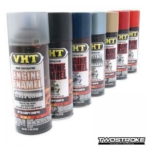 VHT Sprayfärg (Motor) 288°C
