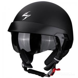 Scorpion EXO-100 (Solid) Mattsvart