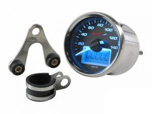 Koso Hastighetsmätare (D55, Black) 160km/h