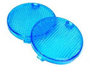Str8 Baklampsglas (Blå)