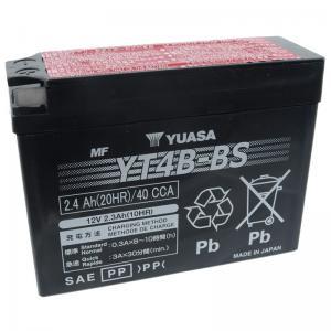 Yuasa Batteri (YT4B-BS)